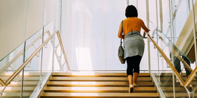 Treppensturz als Gefahrenquelle - wir haben Tipps.